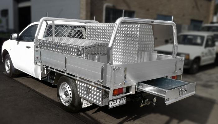 Custom Aluminium Toolboxes